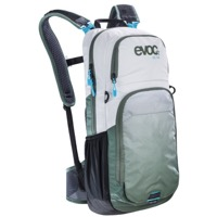 EVOC CC 16 + 2 L Hydration Pack - White/Olive
