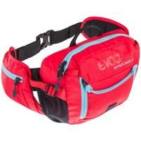 EVOC Race + 1.5L Hydration Hip Pack - Red/Neon Blue