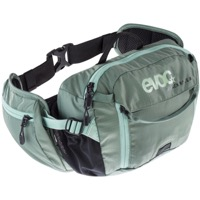 EVOC Race + 1.5L Hydration Hip Pack - Olive/Light Petrol