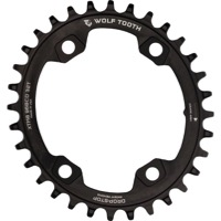 Wolf Tooth 96mm Asy PowerTrac Elliptical Chainring - Fits XTR M9000/9020
