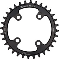 Wolf Tooth Components Drop-Stop Chainrings - 76mm BCD