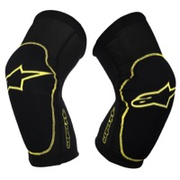 Alpinestars Paragon Knee Guards - Black/Yellow