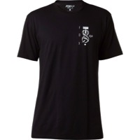 Fox Racing Basketcase Men's Tech T-Shirt - Black