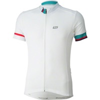 Bellwether Men's Phase Cycling Jersey - White