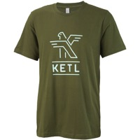 KETL Logo T-Shirt - Avocado/Mint