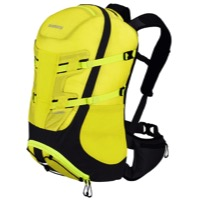 Shimano Hotaka Mountain Touring 26L Backpack - Lime Yellow