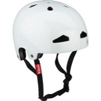 The Shadow Conspiracy Featherweight Helmet - Gloss White