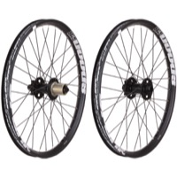 "Spank Spoon28 Disc 20"" Wheelset"