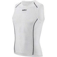 Louis Garneau Supra Sleeveless Base Layer Top - White