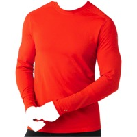 Smartwool PhD Ultra Light Men's Long Sleeve T-Shir - Bright Orange