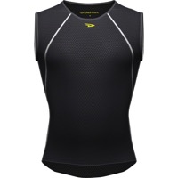 Defeet UnDLite Men's Sleeveless Baselayer - Black