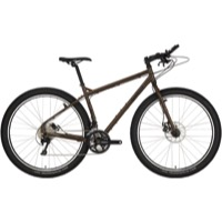 Surly Ogre Complete Bike - Rover Brown