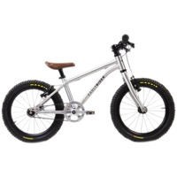 "Early Rider Belter Trail 16"" Complete Bike - Silver"