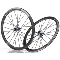 American Classic Carbon 40 Disc Clincher Wheelset