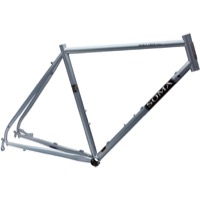 Soma Double Cross Disc Frame - Sky Silver