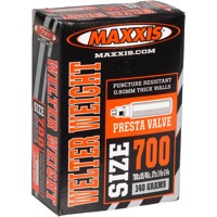 Maxxis Welter Weight Presta Tubes - 700c