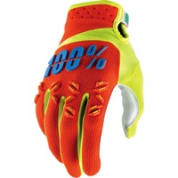 100% Airmatic Gloves 2017 - Orange