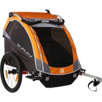 Burley D'Lite Child Trailer - Orange