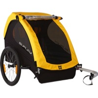Burley Bee Child Trailer - Yellow