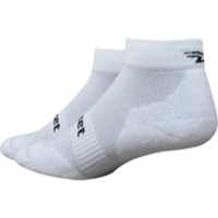 Defeet D-Evo Socks - White