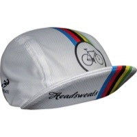 Headsweats Eventure Knit Cycling Cap - White Worlds