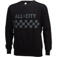 All-City Classic Crew Sweatshirt - Black