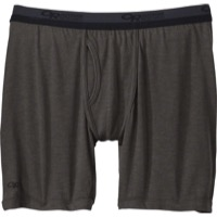 Outdoor Research Sequence Men's Boxer Brief - Charcoal
