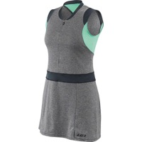 Louis Garneau Icefit 2 Women's Dress - Asphalt/Mojito