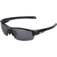 Optic Nerve Micron Sunglasses - Shiny Black