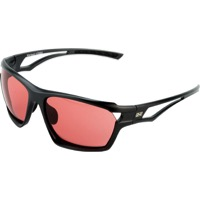 Optic Nerve Variant Photochromatic Sunglasses - Shiny Carbon