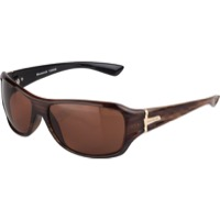Optic Nerve Monarch Polarized Sunglasses - Shiny Driftwood