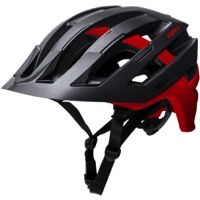 Kali Protectives Interceptor LDL Helmet - Matte Black/Red