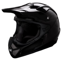 Kali Protectives Shiva 2.0 Carbon LDL Helmet - Solid Gloss Carbon
