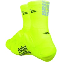 Defeet Slipstream Booties - Hi-Vis Yellow