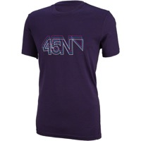 45NRTH Northern Lights Merino T-Shirt - Purple