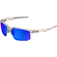 100% SpeedCoupe Long Lens Sunglasses 2017 - Aurora/Ice Mirror Lens