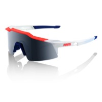 100% SpeedCraft SL Sunglasses - Soft Tact Gamma Ray/Smoke Lens