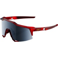 100% SpeedCraft Sunglasses - Cherry Palace/Black Mirror Lens