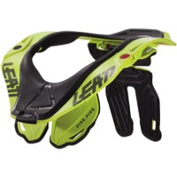 Leatt DBX 5.5 Neck Brace - Lime
