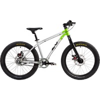 "Early Rider Belter Trail 3 20"" Complete Bike - Silver/Lime"