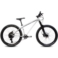 "Early Rider Trail T24S 24"" Complete Bike - Silver"