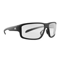 Adidas Kumacross 2.0 Photochromic Sunglasses - Matte Black / Vario Photochromic Lens