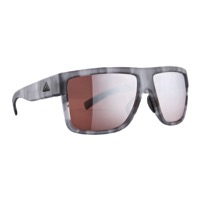 Adidas 3matic Sunglasses - Grey Havanna / LST Active Silver Lens