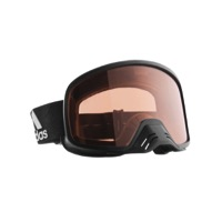 Adidas Backland Dirt Goggles - Matte Black / LST Bright Lens