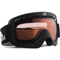 Adidas ID2 Goggles - Matte Black / LST Bright Lens