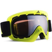 Adidas ID2 Goggles - Frozen Yellow / LST Bright Mirror Lens
