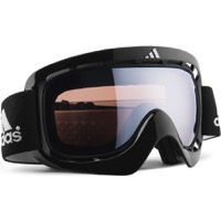 Adidas ID2 Goggles - Shiny Black / LST Bright Mirror Lens