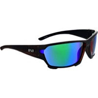 Optic Nerve V-12 Polarized Sunglasses - Matte Driftwood