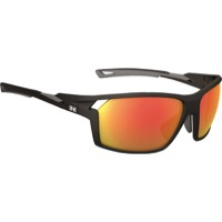 Optic Nerve Primer Sunglasses - Matte Black with Grey