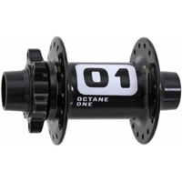 Octane One Orbital 20 Front Disc Hub - 20 x 110mm Thru Axle